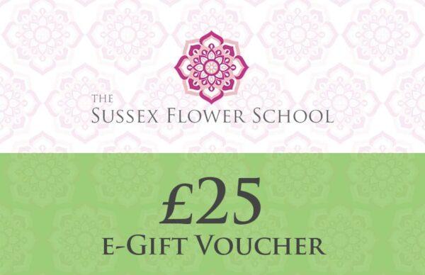 £25 Gift Voucher - Sussex Flower School