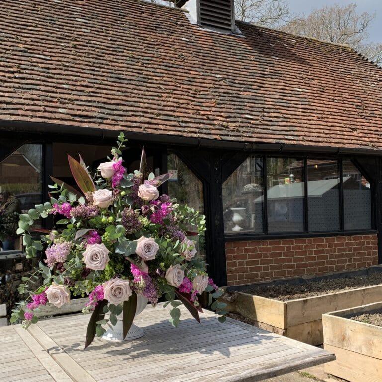 The Sussex Flower School, Brownings Farm Workshops, Lewes Road, Blackboys, Uckfield, East Sussex, TN22 5HG